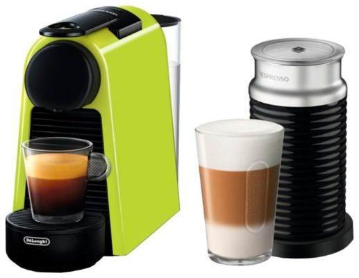 De'Longhi Nespresso Essenza Mini EN 85 AE, красный