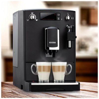Nivona CafeRomatica 520, черный