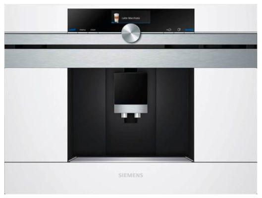 Siemens CT636LES1/CT636LEW1 iQ700, белый
