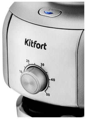 Kitfort КТ-749, серебристый