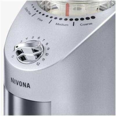 Nivona NICG 130 CafeGrano, серебристый
