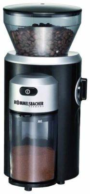 Rommelsbacher EKM 300, черный/серебро