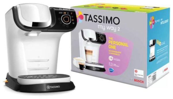 Bosch Tassimo My Way 2 TAS 6502/6503/6504/6507, белый
