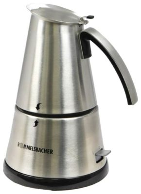 Rommelsbacher EKО 366/E, серебристый