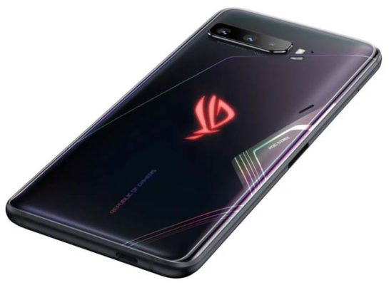 ASUS Rog Phone 3 12/512GB, черный