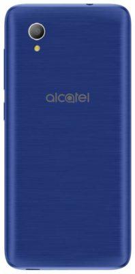 Alcatel 1 (5033D), черный металлик