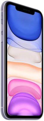 Apple iPhone 11 128GB, белый, Slimbox