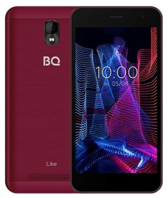 BQ 5047L Like, красный