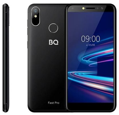 BQ 5540L Fast Pro, черный