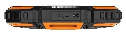 DOOGEE S58 Pro, зеленый