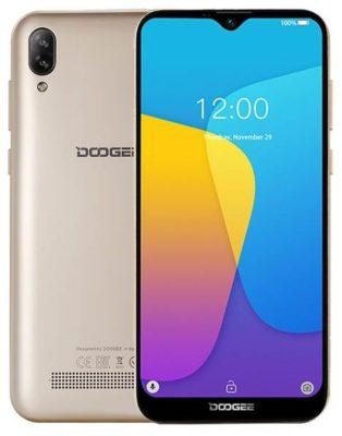 DOOGEE X90, черный