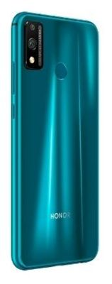 HONOR 9X Lite, зеленый