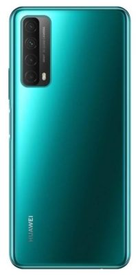 HUAWEI P smart 2021, зеленый