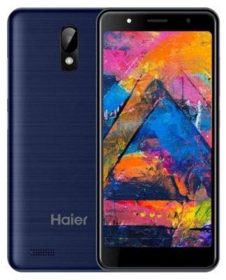Haier Alpha A2, графитовый