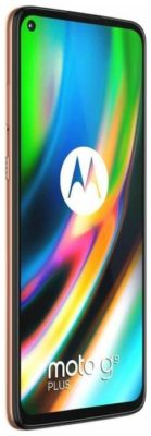 Motorola Moto G9 Plus, золотистый