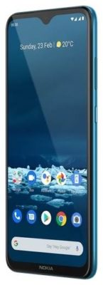 Nokia 5.3 3/64GB Dual Sim, бирюзовый