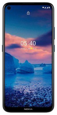 Nokia 5.4 6/64GB, полярная ночь