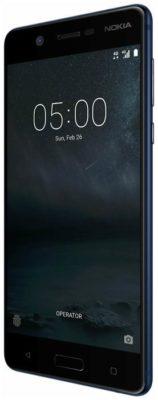 Nokia 5 Dual sim TA-1053, черный