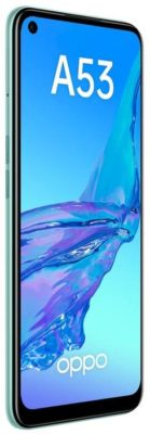 OPPO A53 4/64GB, голубой