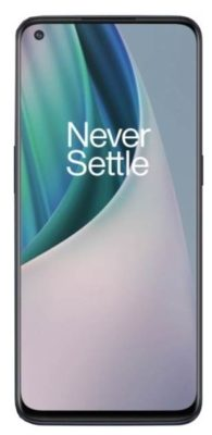 OnePlus Nord N10 5G, midnight ice