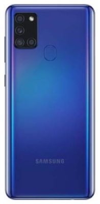 Samsung Galaxy A21s 3/32GB, красный