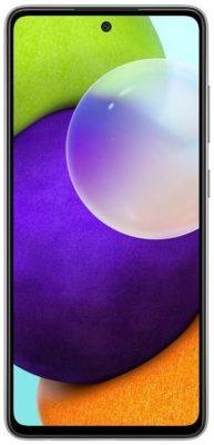 Samsung Galaxy A52 4/128GB, черный
