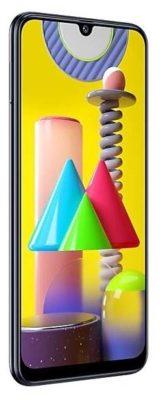 Samsung Galaxy M31, черный