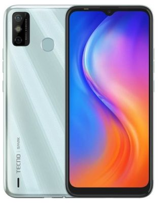 TECNO Spark 6 Go 2/32GB, белый