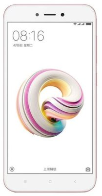 Xiaomi Redmi 5A 16GB, серый