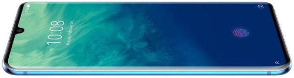 ZTE Axon 10 Pro, синий