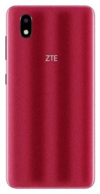ZTE Blade A3 2020 NFC, красный