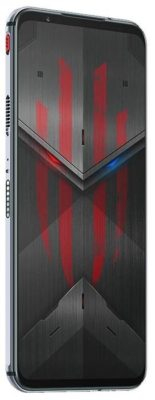 ZTE Red Magic 5S 8/128GB, серебристый