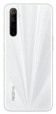 realme 6S 6/128GB, Lunar White