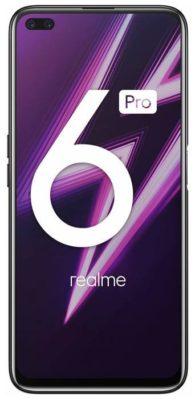 realme 6 Pro 8/128GB, красная молния