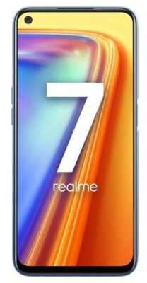 realme 7 8/128GB, туманный белый