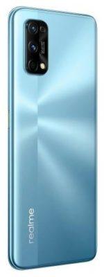 realme 7 Pro 8/128GB, зеркальный серебристый