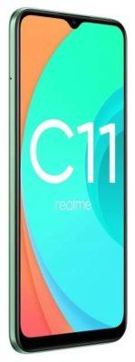 realme C11 2/32GB, серый