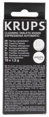 Krups для очистки от кофейных масел XS3000