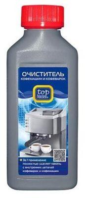 Top House Очиститель кофемашин и кофеварок, 250 мл