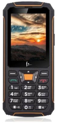 F+ R280, черный/оранжевый