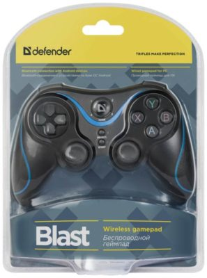Defender Blast, черный