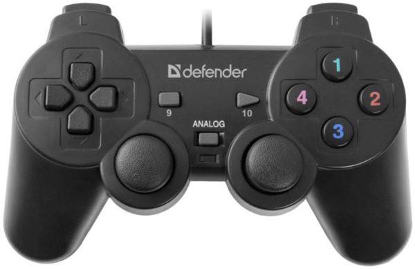 Defender Omega, черный