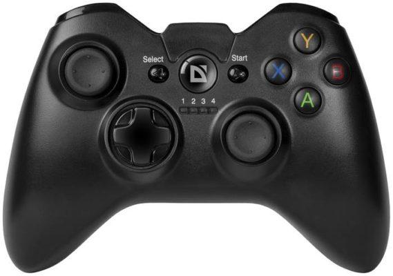 Defender X7, черный