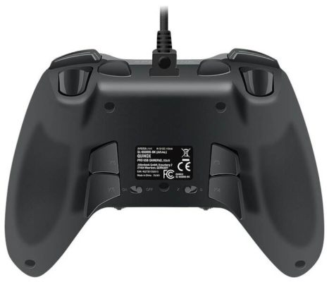 SPEEDLINK Quinox Pro Gamepad USB (SL-650005-BK), черный