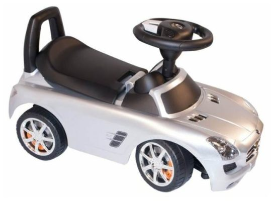 Chi lok BO Mercedes-Benz SLS AMG (Z332) белый