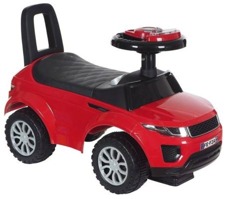 Ningbo Prince Toys Range (613W) красный