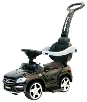 RiverToys Mercedes-Benz GL63 (A888AA-M) черный