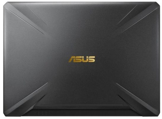 ASUS TUF Gaming FX505DT-BQ641T 90NR02D2-M16680, stealth black