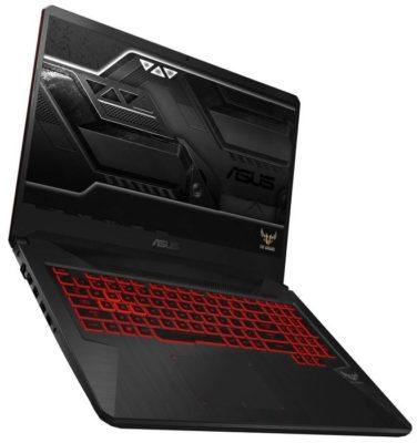 ASUS TUF Gaming FX505DT-HN450T 90NR02D2-M13510, черный