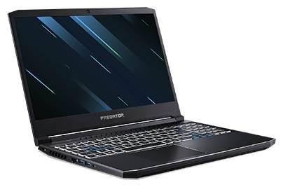 "Acer Predator Helios 300 PH315-53 (/15.6""/1920x1080) (/15.6""/1920x1080)-5602 (Intel Core i5 10300H 2500MHz/15.6""/1920x1080/8GB/512GB SSD/NVIDIA GeForce GTX 1650 Ti 4GB/Без ОС) NH.Q7WER.002, черный"